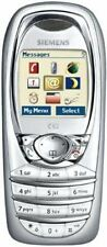 RARE SIEMENS C62 MOBILE PHONE - UNLOCKED WITH A NEW HOUSE CHARGAR AND WARRANTY.