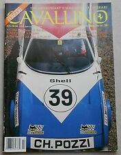 Cavallino Nr. 59 Newsstand Ferrari Magazin Journal 1990 book buch brochure press