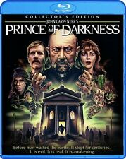 PRINCE OF DARKNESS New Sealed Blu-ray Collector's Edition John Carpenter
