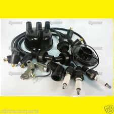 66642 Ford Plugs Points Cond Rotor Cap Wires Tune Up Kit 3 Cyl 2000 3000 4000