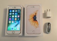 WORKS PERFECT!! Apple iPhone 6S 16GB - Gold (GSM Unlocked) CLEAN IMEI