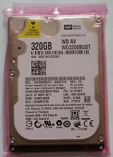DISQUE DUR PORTABLE 2,5 WESTERN DIGITAL SATA 320Go WD3200BUDT 63DPZY0 3Gb/s