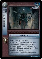 LoTR TCG Ages End Brought Down From The Inside FOIL 19P24