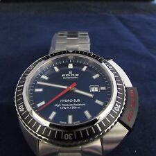 New Edox Hydro-Sub Automatic Mens Watch