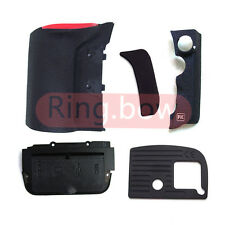 Body Front Back Bottom Terminal Rubber Cover Replacement Part For Nikon D800