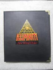 *** LIMITED - FULL SET 412 + BONUS * Illuminati INWO Card Game * NEW WORLD ORDER