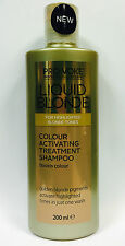 LIQUID BLONDE COLOUR ACTIVATING TREATMENT SHAMPOO - 200ML