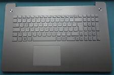 Teclado Asus n750 n750j n750jk n750jv LED retroiluminada top case Keyboard