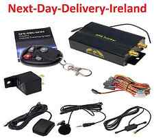Real-Time GSM/GPS/GPRS Car Tracker Vehicle TK103B Alarm System W/ Remote Control