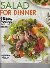 Salad For Dinner 68 Easy Recipes That Make A Meal 2013 (E1-61)