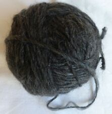 100% Natural  WOOL GOATS Handmade Spindle 150gr