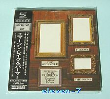 EMERSON LAKE & PALMER Pictures at an Exhibition JAPAN mini lp cd SHM brand new