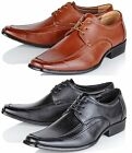 Monti Albani Mens Smart Wedding Formal Office Casual Party Dress Shoes Size