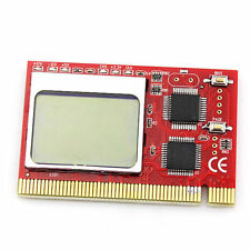 LCD PCI PC Diagnostic Analyzer Card Motherboard Post Tester