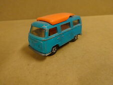 MATCHBOX SUPERFAST N° 23 MADE IN ENGLAND 1970 / VW VOLKSWAGEN CAMPER DORMOBILE
