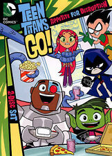 Teen Titans The Complete Second 2nd Season Appetite for Destruction (DVD 2-Disc)