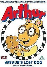 Arthur - Arthur's Lost Dog (DVD, 2008)