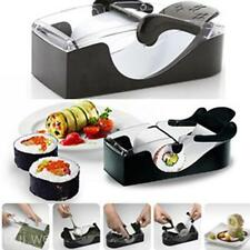 Kitchen Perfect Magic Roll Easy DIY Sushi Maker Roller Cutter Machine Gadgets