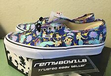 Vans Disney Princess Jasmine Aladdin Magic Carpet Women's Sz 8.5 Authentic NEW!!