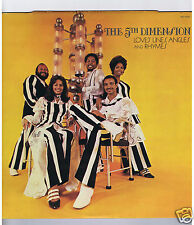LP 5TH DIMENSION LOVE'S LINES ANGLES AND RHYMES (1971)