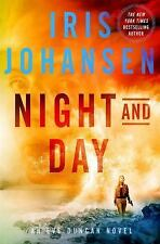 Eve Duncan: Night and Day 21 by Iris Johansen (2016, Hardcover)
