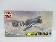 eso-11276 Airfix 02094 1:72 Hawker Tempest V Bausatz geöffnet,