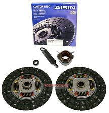AISIN CLUTCH DISC PLATE+BEARING KIT TOYOTA 4RUNNER T100 TACOMA TUNDRA 3.4L V6
