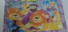"""Vista Puzzles Daniel In The Lions Den Jigsaw Puzzle 100 Pcs 11"""" x 8¼"""""""