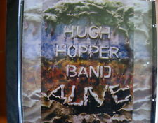 Hugh Hopper Band Alive CD NEW SEALED Soft Machine