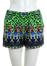 NWT J.CREW Multicolored Abstract print Print Shorts Sz 0 $118