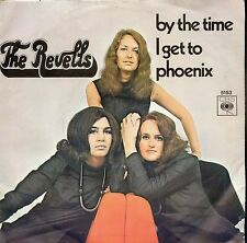 7inch THE REVELLS This is your life   HOLLAND 1970 EX +PS dutch pop