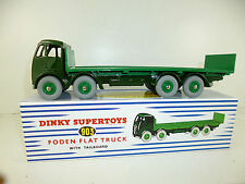 Dinky Foden 903 Tailboard lorry