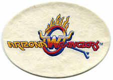 "1983-84 ARIZONA WRANGLERS USFL FOOTBALL 7"" TEAM PATCH"