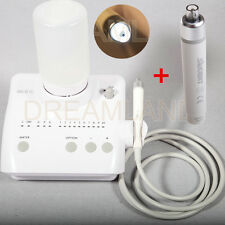 Dental Ultrasonic Scaler détartreur Fit EMS WOODPECKER + Extra LED Handpiece f-a