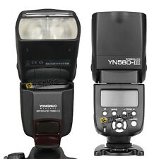 Yongnuo YN560-III Wireless Trigger Speedlight Flash for Canon Nikon Olympus