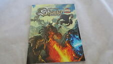 SAVAGE WORLDS SHAINTAR LEGENDS ARISE RPG BOOK (PAGES MISSING) BRAND NEW CHEAP!!