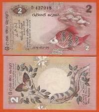 P83  Sri Lanka   2  Rupees  1979   UNC