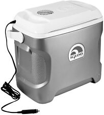 Grocery Cooler Portable Fridge For Car Truck Camping Travel Igloo Iceless 12v