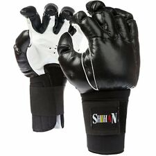 Chinese Boxing Bruce Bong Sau Leather Gloves - 1 Size Senior