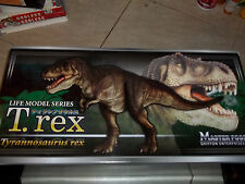 T-REX LIFE MODEL SERIES-54 CM LENGTH-GRIFFON ENTERPRISE+NEW DINO BOOKLETS+EXTRAS