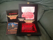 Aerosmith - Pandora's Toys Limited Edition Deluxe Wooden Box