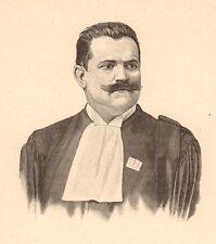 Alexandre Joseph Ménard Lunel Hérault Homme Politique Député