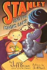 Flat Stanley: Stanley and the Magic Lamp Jeff Brown Paperback Novel Series