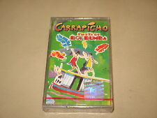 CARRAPICHO - Fiesta De Boi Bumba - MC cassette tape 1996/2382 SEALED