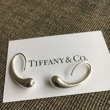 Tiffany Peretti Teardrop Hopp Earrings