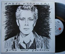 Hazel O'Connor Sons And Lovers German 1980 LP New Wave