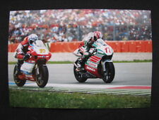 Photo Equipe GP de France - Scrab Aprilia 250 2004 #77 G. Lefort (FRA) TT Assen