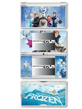 Disney Frozen Vinyl Skin Sticker for Nintendo DSi XL