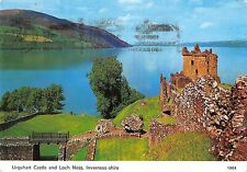 BR81996 inverness loch ness urquhart castle scotland