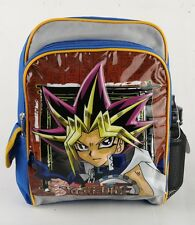 """New Yu-Gi-Oh! Boys School Backpack 12"""" Medium Size Bag With Free water bottle"""